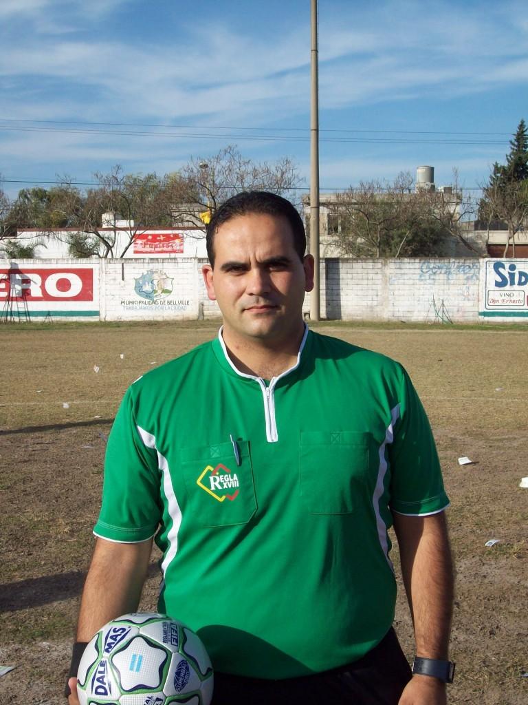 Foto Arbitro
