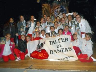 taller de danzas