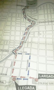 maraton calles