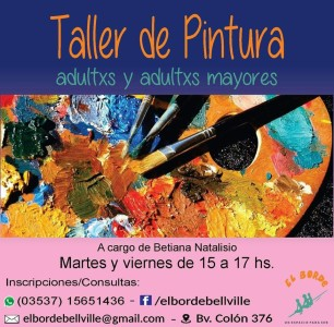 taller pintura